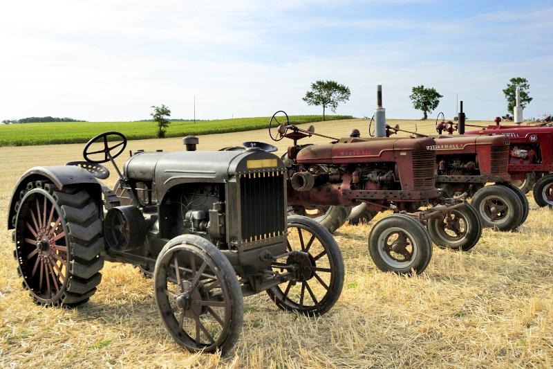 Expo vieux tracteurs aurad le blog du tracteur - Cars et les tracteurs ...