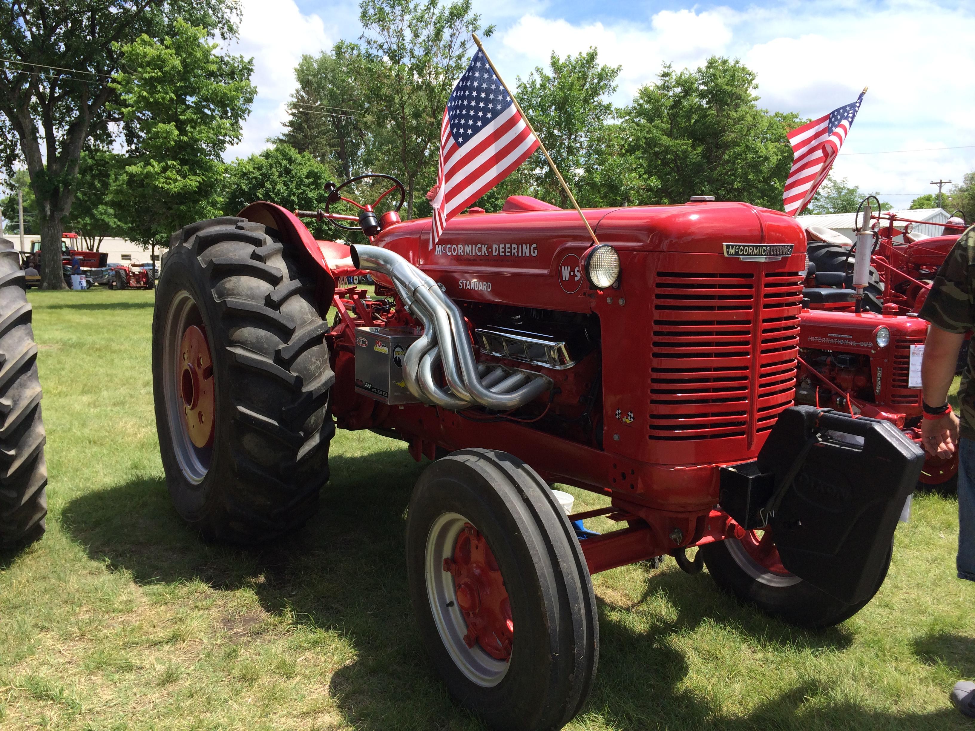 Agenda le blog du tracteur - Histoire du tracteur ...
