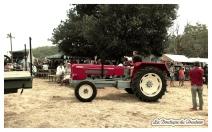 Un superbe tracteur Schlüter !