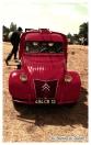 Il n'y avait pas seulement des tracteurs mais aussi des voitures anciennes fraichement restaurées !