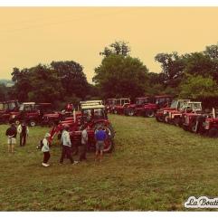 Le coin des tracteurs IH à cabine