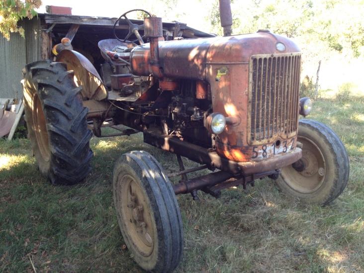 Tracteur-ancien-someca-da50L