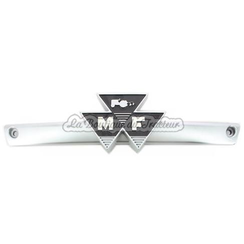 Emblème MF 135, 140 avec support 1860156M1