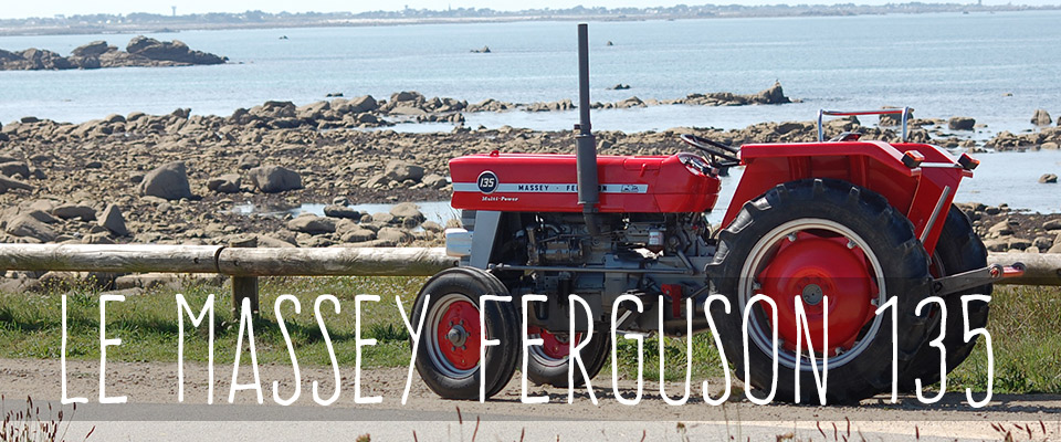 1964 Massey Ferguson 135 : Le massey ferguson favori de la série