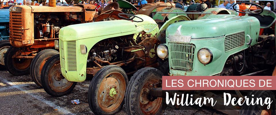 Chronique de william deering des tracteurs de toutes les couleurs le blog du tracteur - Cars et les tracteurs ...