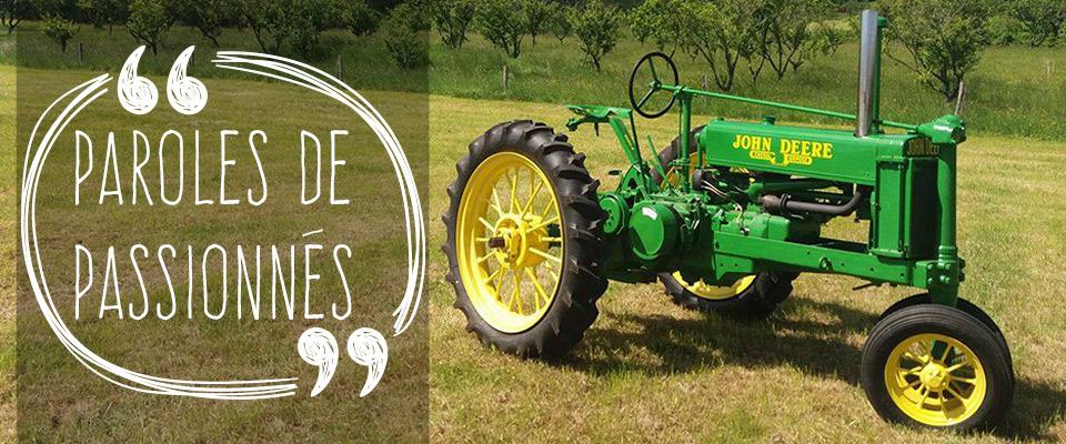 Paroles de passionn s alexis et sa passion pour les - Cars et les tracteurs ...