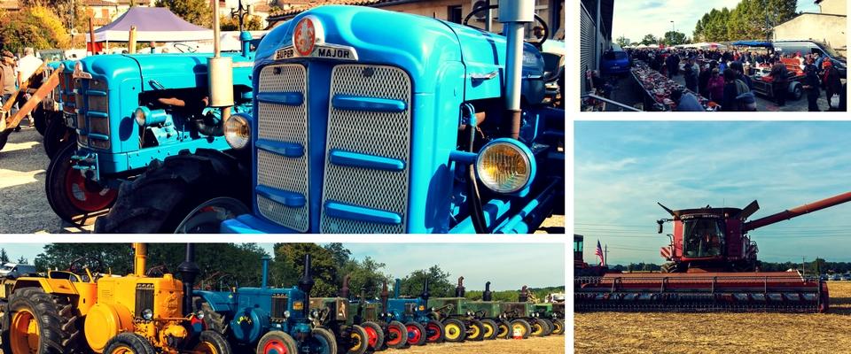 Agenda 2018 des passionn s de tracteurs et v hicules anciens le blog du tracteur - Cars et les tracteurs ...